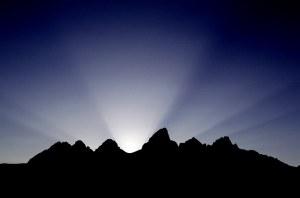 Image S1- 111Levels- Grand Tetons Sunset Sunrise