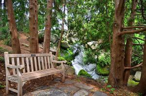 Minnesota Landscape Arboretum.